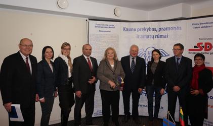 La chambre de commerce franco lituanienne la rencontre for Chambre de commerce franco danoise